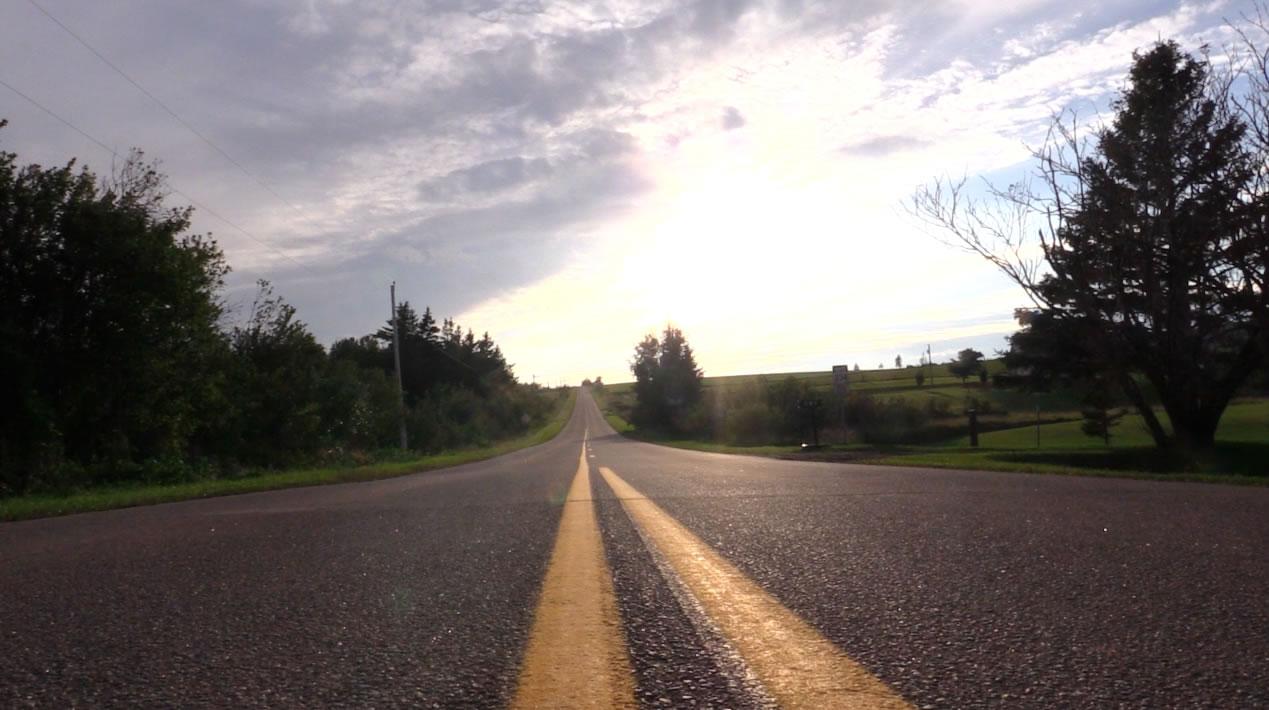 Road, Prince Edward Island